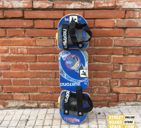 2a mano - Highland Streetboards Flare 50